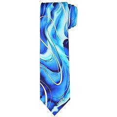 1f8cb0741cb4 Men's Jerry Garcia Patterned Silk Tie