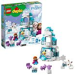 Disney's Frozen 2 Princess Frozen Ice Castle Set by LEGO DUPLO 10899