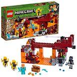 LEGO Minecraft The Blaze Bridge Set 21154