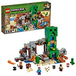 LEGO Minecraft The Creeper Mine Set 21155
