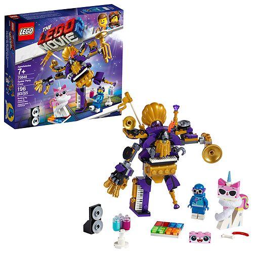 LEGO MOVIE 2 Systar Party Crew Set 70848