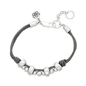 Bella Uno Cord Beaded Bracelet