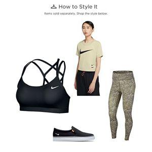Nike Court Royale AC Women's Slip-On Sneakers