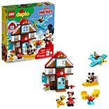 LEGO DUPLO Disney Mickey's Vacation House Set 10889