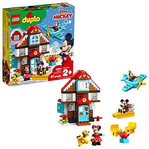 LEGO DUPLO Disney Mickey's Vacation House Set 10889
