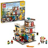 LEGO Creator Townhouse Pet Shop & Café Set 31097