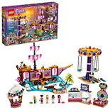 LEGO Friends Heartlake City Amusement Pier Set 41375