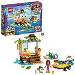 LEGO Friends Turtles Rescue Mission Set 41376