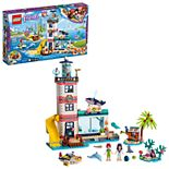 LEGO Friends Lighthouse Rescue Center Set 41380