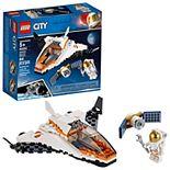LEGO City Space Port Satellite Service Mission Set 60224