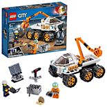 LEGO City Space Port Rover Testing Drive Set 60225