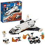 LEGO City Space Port Mars Research Shuttle Set 60226