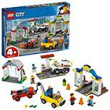 LEGO City Town Garage Center Set 60232