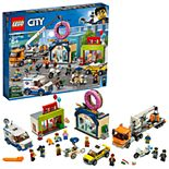 LEGO City Town Donut shop opening Set 60233