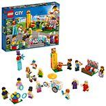 LEGO City Town People Pack - Fun Fair Set 60234