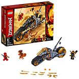 LEGO Ninjago Cole's Dirt Bike Set 70672