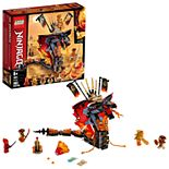 LEGO Ninjago Fire Fang Set 70674