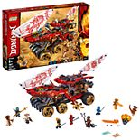 LEGO Ninjago Land Bounty Set 70677