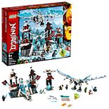 LEGO Ninjago Castle of the Forsaken Emperor Set 70678