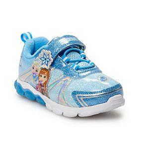 Disney's Frozen 2 Elsa & Anna Toddler Girls' Light Up Shoes
