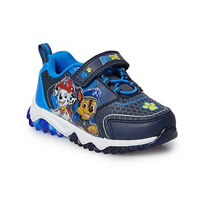 Paw Patrol Chase & Marshall Toddler Boy's Light Up Shoes