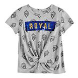 Disney's D-Signed Descendants Girls 7-16 Reversible Sequin Tee