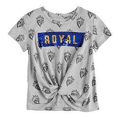 56c7fa47e Girls Graphic T-Shirts Kids Disney Tops & Tees - Tops, Clothing   Kohl's