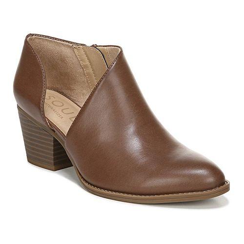 SOUL Naturalizer Suzette Women's Ankle Boots