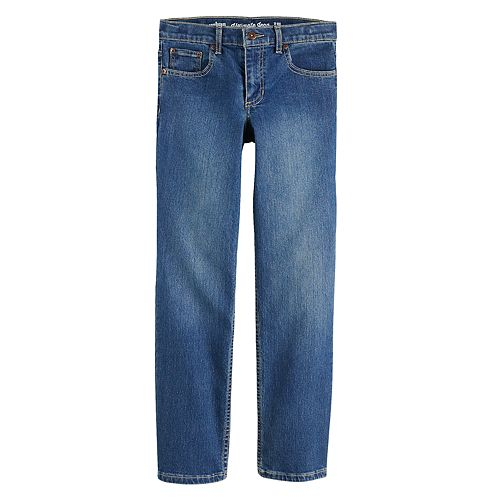 Boys 4-20 Urban Pipeline™ Ultimate Straight-Leg Stretch Jeans in Regular, Slim & Husky