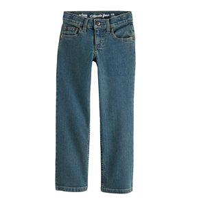 Boys 4-20 Urban Pipeline? Ultimate Straight-Leg Stretch Jeans in Regular, Slim & Husky