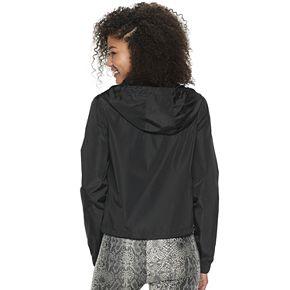 Juniors' SO® Windbreaker Jacket