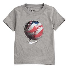 9553bb032c7 Toddler Boy Nike Americana Baseball Graphic Tee