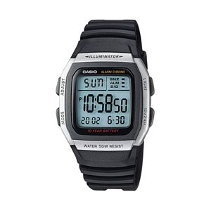 Casio Men's Classic Digital Chronograph Watch - W96H-1AV