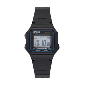 Casio Men's Classic Easy Reader Digital Watch - W217H-1AV