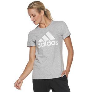 Women's adidas Badge of Sport Tee