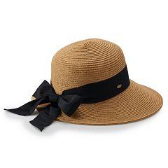 1b3b3016777b2 Women s Scala Bow Facesaver Sun Hat