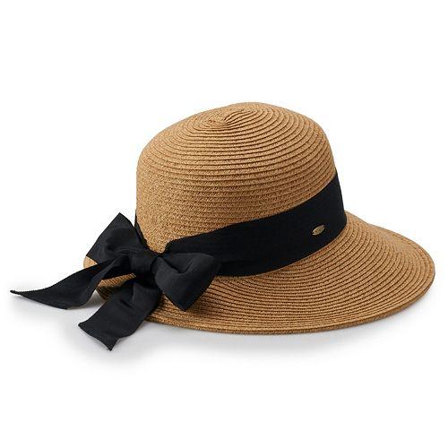 a12233c9c Women's Scala Bow Facesaver Sun Hat