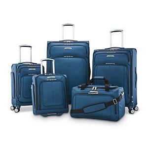 Samsonite Solyte DLX Wheeled Underseater Luggage