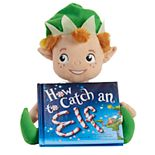 Kohl's Cares How To Catch an Elf Plush and Book Bundle