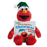 Kohl's Cares 'Twas The Night Before Christmas On Sesame Street Plush and Book Bundle