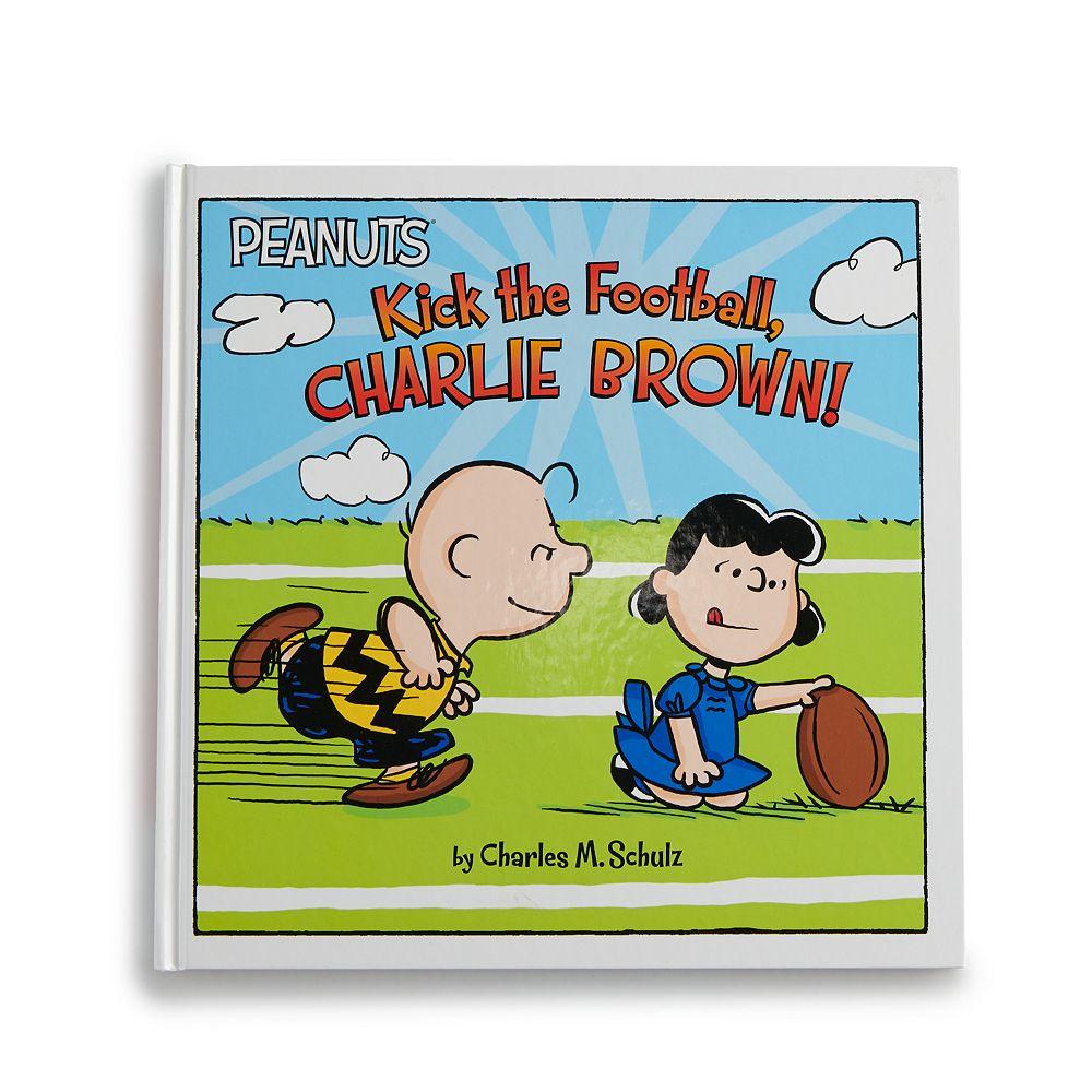 Kohl's Cares® Peanuts Kick the Football, Charlie Brown! Book