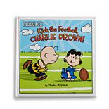 Kohl's Cares Peanuts Kick the Football, Charlie Brown! Book