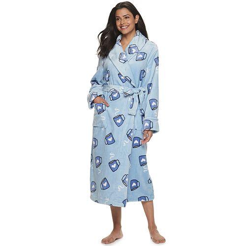Women's SONOMA Goods for Life™ Long Plush Robe