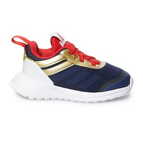 adidas RapidaRun Avengers EL Toddler Boys' Sneakers