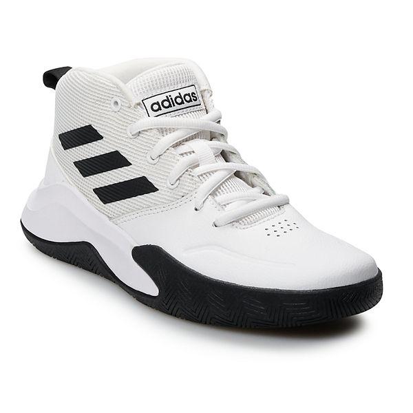 Rechazar Recuperar Otoño  adidas Own The Game Boys' Basketball Shoes