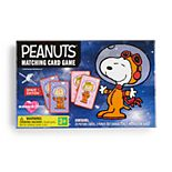 Kohl's Cares Peanuts Snoopy Matching Game