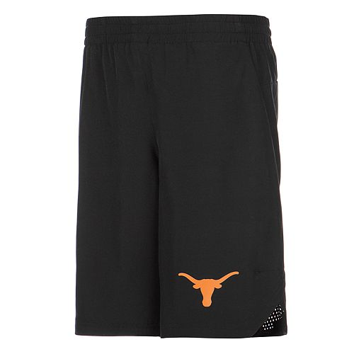 Boys 8-20 Texas Longhorns Performance Shorts