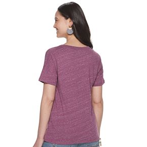 Women's SONOMA Goods for Life? Crewneck Relaxed Tee