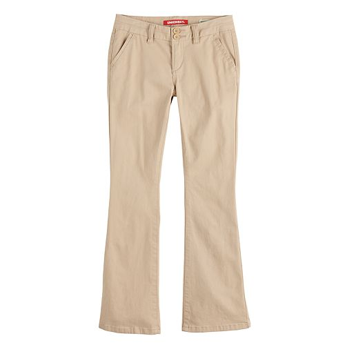 Girls 7-16 Unionbay Hayden Twill Trouser Pants