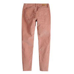 Girls 7-16 Unionbay Skinny Ankle Corduroy Pants